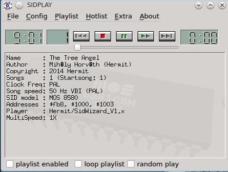 XSidPlay 2.1.9