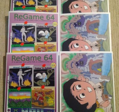 ReGame 64 #3 ready!